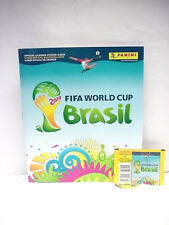 New 2014 FIFA World Cup Soccer Brasil Official Stickers Album