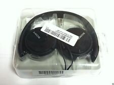 Sony Genuine MDR-ZX110 Stereo Swivel Headphone Black MDRZX110