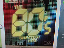 Hits Of The Eighties QRS Pianomation CD