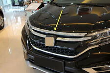 Front Engine Lid Cover Trim for Honda CRV CR-V 2012-2016 Molding Cover ABS words