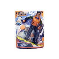 "HASBRO ACTION MAN Snowboard Extreme 12"" Action Figure MOC"