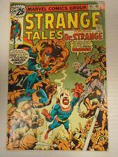 Marvel STRANGE TALES #185 (1976) Reprints, Dr. Strange, Dormammu, Klaus Janson