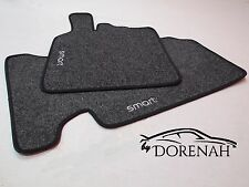 TAPPETINI SMART FORTWO W450 tappeti,tapis de sol,alfombras,NO ORIGINAL Premium*