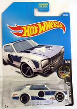 Tokaland Hot Wheels 2017 283/365 Nightburnerz 9/10 White Nissan H/T 2000GT-X