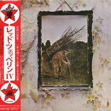 LED ZEPPELIN - IV ; rare deleted SHM-CD ; Japanese-only  ; New & Sealed