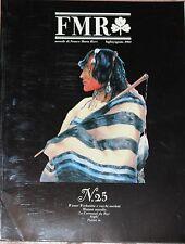 Rivista d'arte FMR (mensile di Franco Maria Ricci - n°25 1984  1/16