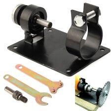 10/13mm Bohrmaschinen Bohrständer Ständer Halter Bohrerschärfgerät mit Schlüssel