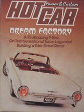 Hot Car magazine May 1980
