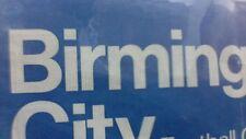 Birmingham City v Fulham - 5 October 1968