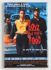 Boyz N the Hood FRIDGE MAGNET (2 x 3 inches) movie poster