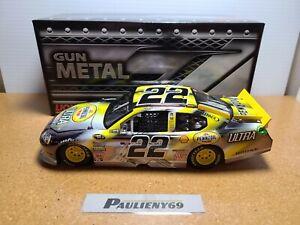 2011 Kurt Busch #22 Pennzoil Ultra Gunmetal Penske Dodge 1:24 NASCAR Action MIB