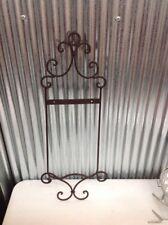 """Rustic ~ Wall Hanging ~ Plate or Book ~ Holders ~ Display ~ Rack ~ 22"""""""