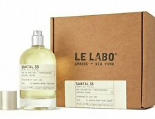 Le Labo Santal 33 Eau De Perfume 3.4 fl.oz | 100 ml Unisex Fragrance New In Box