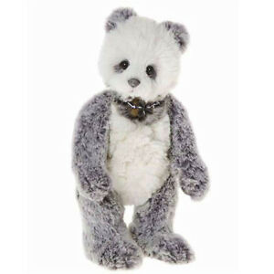 Ginny, Panda from the 2017 Charlie Bears Plush Collection