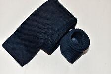 Men's Jos. A. Bank Blue  Knit Tie
