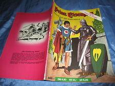H. Foster , Prinz Eisenherz , Band 7  , Comics  70er Jahre , Bulls Pressedienst