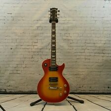 Guitare Electrique Gibson LP Deluxe 1976 Heritage Cherry Sunburst