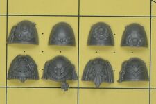 Warhammer 40K space marines vanguard squad épaulettes (b)