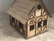 28mm Fantasy Tudor Style Small House T4B