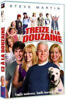 13 Treize à la douzaine DVD NEUF SOUS BLISTER Steve Martin