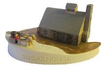 Sebastian Miniature Sml-468 Sugarhouse (Spirit of America Ii) - Signed 3718