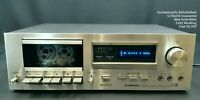 Pioneer CT-F600 Cassette Deck WORKING & REFURBISHED HiFi Tape Blue Line 1980s