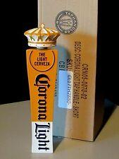 beer tap handle diecast  corona man rifle