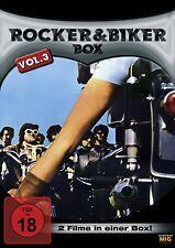 Rocker & Biker Box Vol.3 - 2 Filme  DVD/NEU/OVP  FSK18