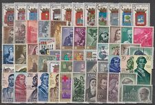 SPAIN - ESPAÑA - YEAR 1963 COMPLETE WITH ALL THE STAMPS MNH