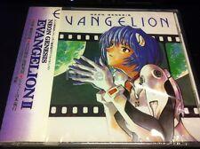New 0318 Neon Genesis Evangelion II Shiroh Sagisu CD EVA Soundtrack Music MICA