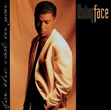 For the Cool in You by Babyface (Kenneth Brian Edmonds) (CD, Aug-1993)Disc Only