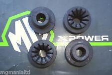MGF MG F Radiator Rubber Mounting Kit OE Part  PCG100230 New mgmanialtd.com
