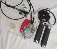 49cc 66cc 80cc gas engine motor bike  parts - CNS carburetor