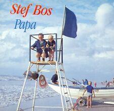 STEF BOS - Papa 2TR CDS 1991 DUTCH / BALLAD / VERY RARE!
