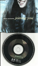 ALANIS MORISSETTE Joining you w/MELANCHOLY MIX Made in Europe PROMO DJ CD single