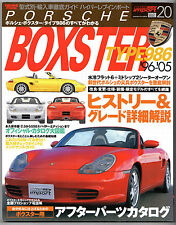 Porsche Boxster / Type 986 / 1996 to 2005