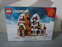 Lego Creator 40337 Gingerbread House - Neu & OVP