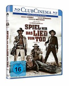 Spiel mir das Lied vom Tod [Blu-ray/NEU/OVP] Charles Bronson von Sergio Leone