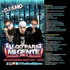 DJ Amo Algo Para Mi Gente Puerto Rican Day Parade Non Stop Party 2017 (Mix CD)
