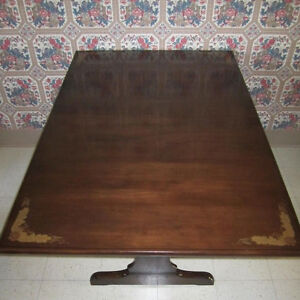 Lambert Hitchcock Trestle Table 659 Eastford Hand Decorated Gold Stenciled