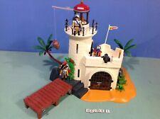 (O4294.1) Playmobil phare prison espagnole, pirates ref 4294 complet