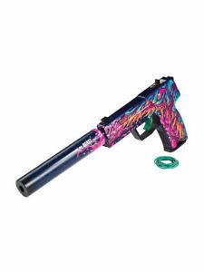 CS:GO USP-S   Hyper Beast CS GO weapon pistol rifle gun knife toy CSGO   wooden