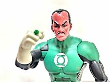 "Dc Direct Mattel Green Lantern Thaal Sinestro 6.5"" Action Figure Loose Euc"