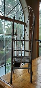 Easel for Pictures, WoodenChair for Dolls, Holiday Decor Unique
