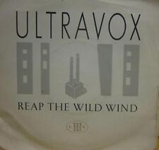 "Ultravox(7"" Vinyl)Reap The Wild Wind-Chrysalis-CHS 2639-UK-VG+/VG"