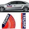 10Pcs Keep America Great 2020 Trump President Make Again CarDecal Bumper Sticker