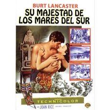 SU MAJESTAD DE LOS MARES DEL SUR [DVD]