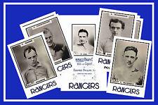 RANGERS - RETRO 1920's STYLE - NEW COLLECTORS POSTCARD SET