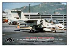 AOA decals 1/32 USAF/USMC OV-10A Broncos in Vietnam War (Da Nang War Horses)