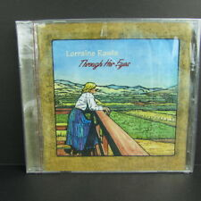 Lorraine Rawls Through Her Eyes Music CD 2001 Prairie Schooner Music Ian Tyson